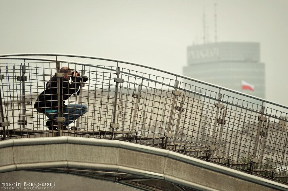 Backstage spaceru fotograficznego w Warszawie - 01