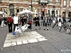 Breakdance na ulicach Warszawy