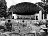 Amfiteatr w Parku Zdrojowym w Konstancinie-Jeziornie
