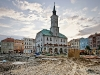 Gliwice - Rynek z Ratuszem w Gliwicach