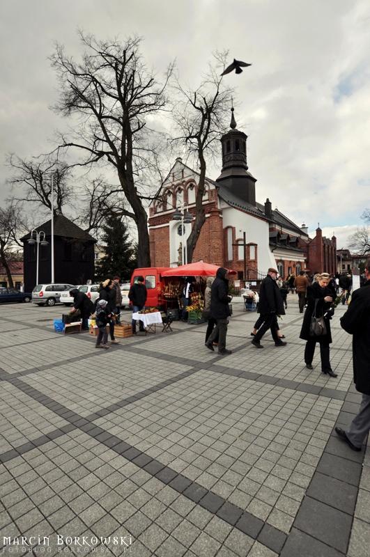 Kiermasz Wielkanocny w Piasecznie 2012 - 01