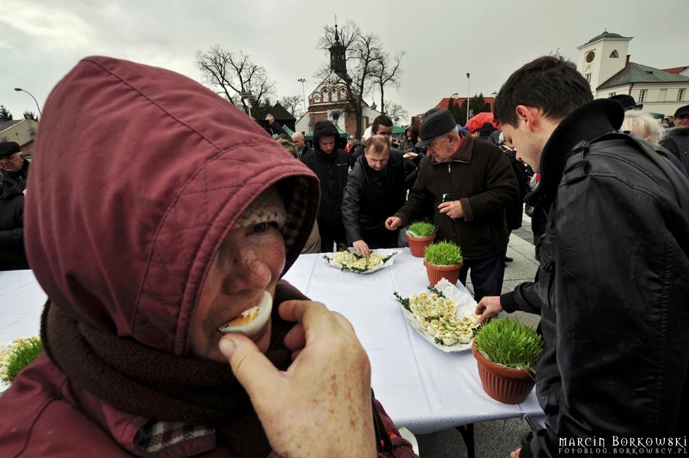 Kiermasz Wielkanocny w Piasecznie 2012 - 13
