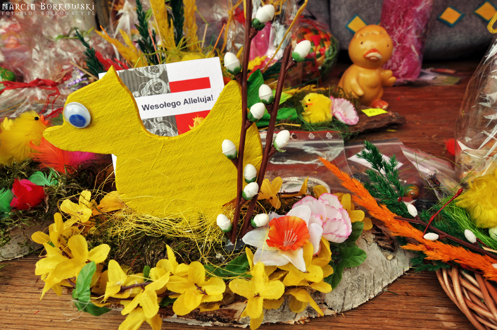 Kiermasz Wielkanocny w Piasecznie 2012 - 18