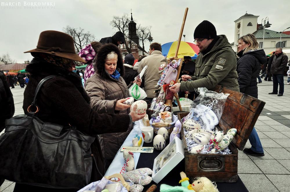 Kiermasz Wielkanocny w Piasecznie 2012 - 25