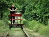Piaseczyńska Kolej Wąskotorowa wycieczka czerwiec 2011 - zdjęcie 7