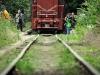 Piaseczyńska Kolej Wąskotorowa wycieczka czerwiec 2011 - zdjęcie 8