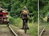 Piaseczyńska Kolej Wąskotorowa wycieczka czerwiec 2011 - zdjęcie 10