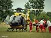 Piaseczyńska Kolej Wąskotorowa z helikopterem w tle - zdjęcie 12