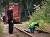 Piaseczyńska Kolej Wąskotorowa wycieczka czerwiec 2011 - zdjęcie 15