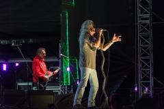 Koncert zespołu Perfect w Piasecznie - autor zdjęcia: Marcin Borkowski