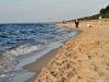 Krynica Morska od strony Bałtyku