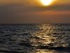 Zachód słońca w Krynicy Morskiej