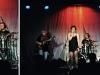 Magda Kaczmarczyk śpiewa z zespołem LeBLUE