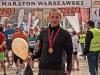 Maraton Warszawski 2010 - Michał Łubian