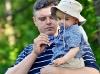 Zdjęcia rodzinne: Tymek, Hubert