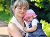 Zdjęcia rodzinne: Monika, Tosia
