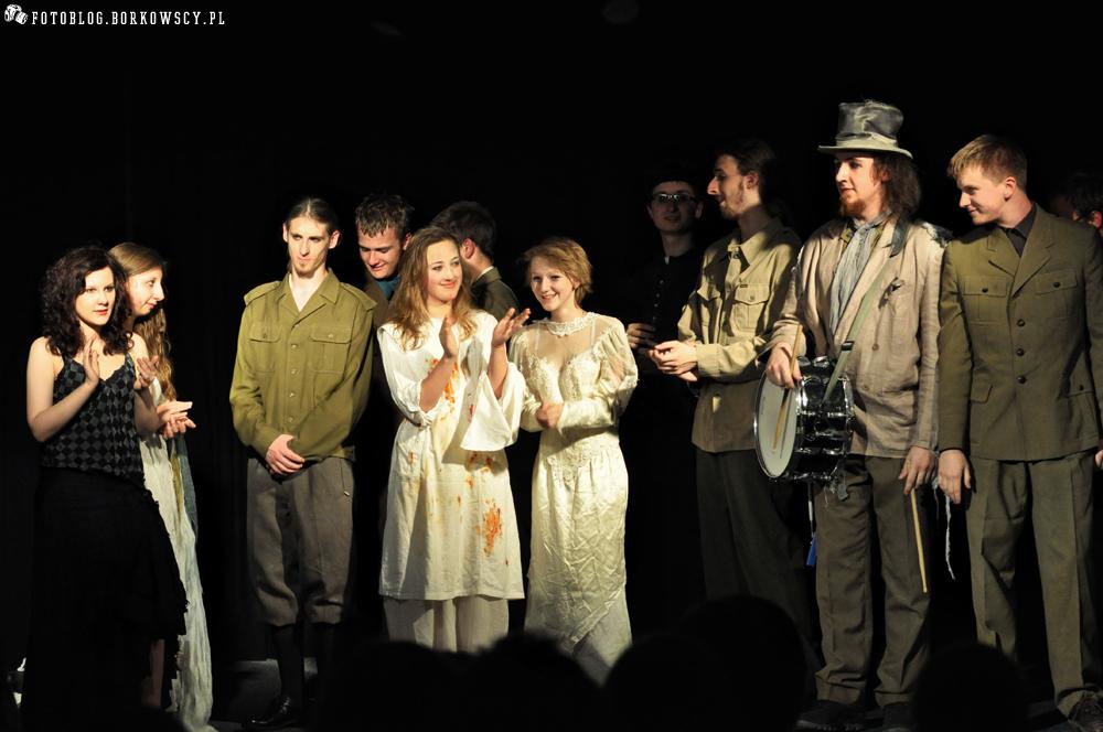 Panopticum spektakl Teatru Łups