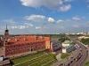 Zamek Królewski i Trasa W-Z w Warszawie