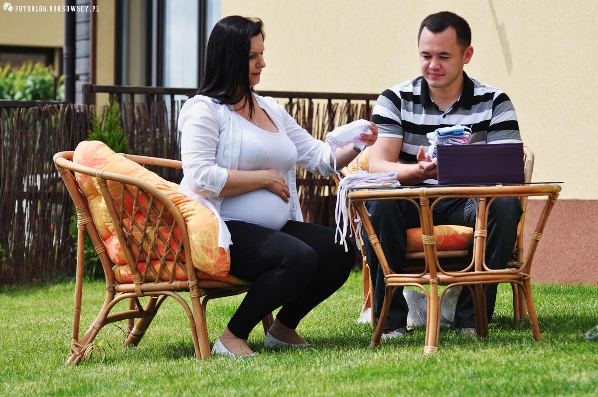 Sesja ciążowa Bożeny i Szymona 2013 - 4