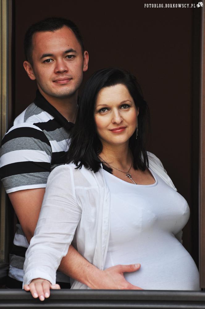 Sesja ciążowa Bożeny i Szymona 2013 - 11