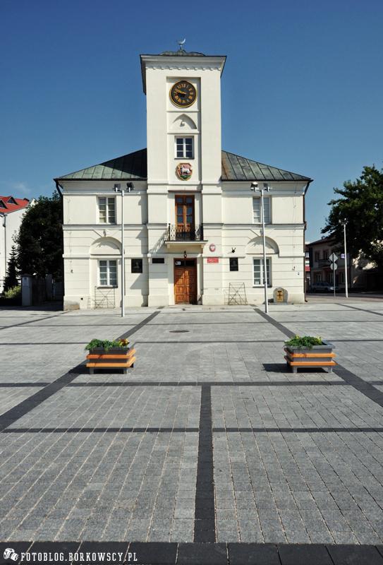 Spacer z przewodnikiem po PWiK Piaseczno 01