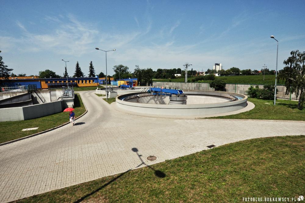 Spacer z przewodnikiem po PWiK Piaseczno 08