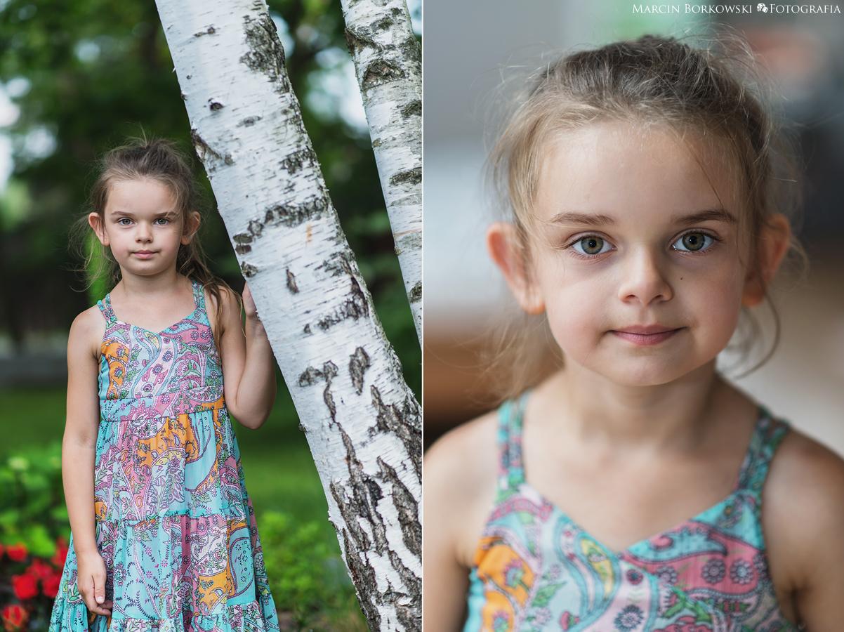 Sesja dziecięca Tosia Tymek i Weronika - 5
