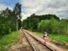 Wycieczka koleją wąskotorową w Dzień Dziecka 13