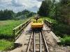 Wycieczka koleją wąskotorową w Dzień Dziecka 18
