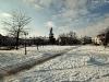 Plac Wolności - Zima w Białej Podlaskiej - 4