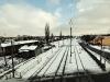 Przejazd kolejowy w Białej Podlaskiej w kierunku Terespola - 14