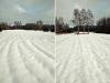 Zimowy pejzaż w Białej Podlaskiej - 16