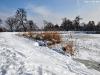 Zima w Parku Miejskim w Piasecznie