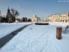 Zima na Rynku Miejskim w Piasecznie