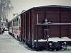 Mikołajkowa wycieczka piaseczyńską koleją wąskotorową - zdjęcie 3