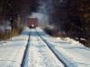 Mikołajkowa wycieczka piaseczyńską koleją wąskotorową - zdjęcie 9