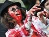 Zombi Walk w Warszawie 2012 rok - 1