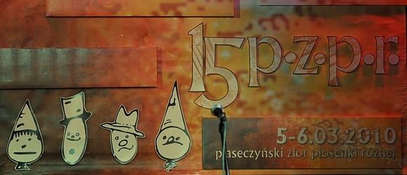 XV Piaseczyński Zlot Piosenki Różnej PZPR