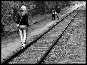 Podążając w nieznanym kierunku...