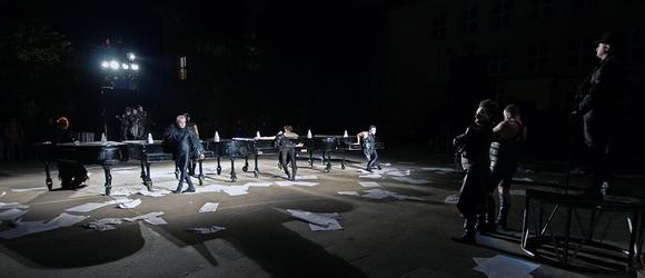 Salto Mortale Teatr Strefa Ciszy w Piasecznie