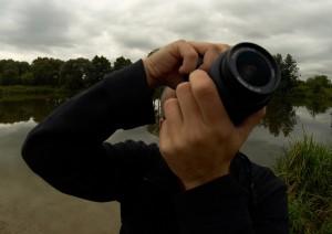 Zdjęcie zrobił mi Piotrek VIA na Górkach Szymona