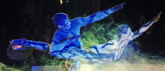 Zdjęcia z występu Cyrku Arena w Piasecznie