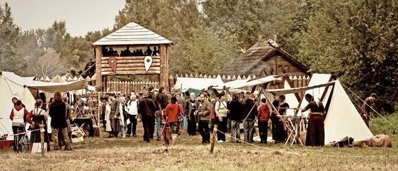 Festiwal Wikingowie i Wenedzi w Warszawie