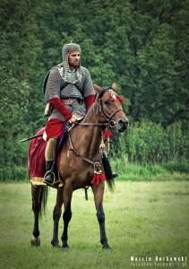 Husaria na koniu