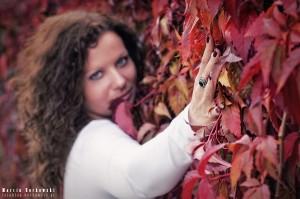Sylwia w kolorach jesieni