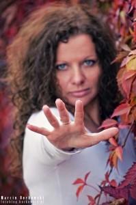 Sylwia w barwach jesieni