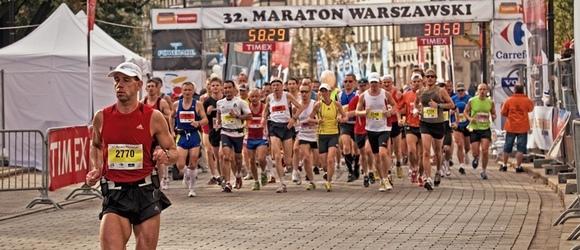 Adidas na maratonie – pierwsze miejsce