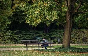 Jesienny odpoczynek na łonie natury