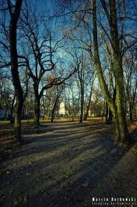 Jesień w Parku Radziwiłła