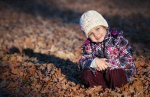 Natalka w barwach jesieni